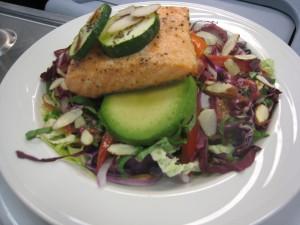 Radichiolously Tasty Salam Salad