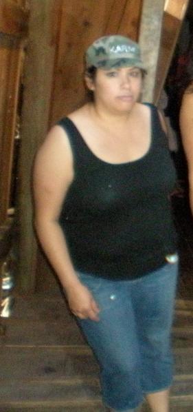 Teresa when she started