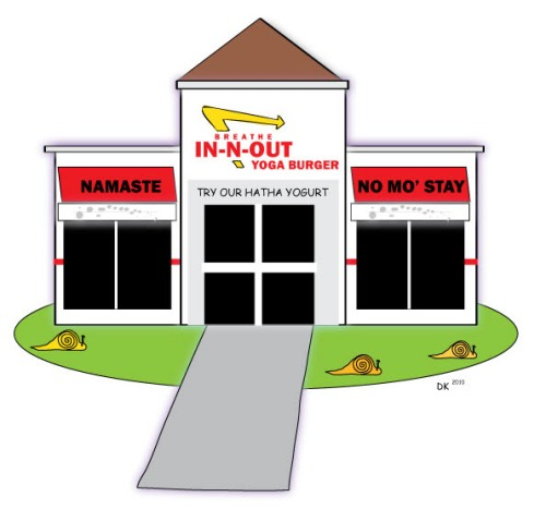 NAMASTE IN-N-OUT BURGER